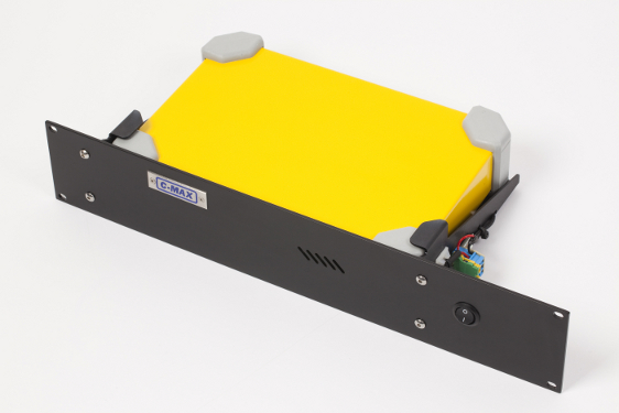 Rack mount tray image